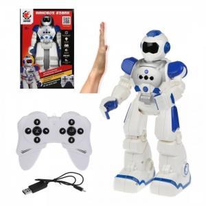Робот HandBot Stark Пламенный мотор