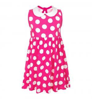 Платье , цвет: малиновый M&D