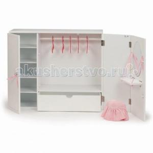 Деревянный гардероб для куклы 46 см Our Generation Dolls