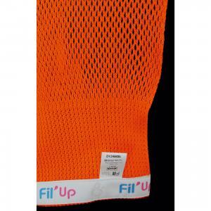 Слинг-шарф из хлопка плетеный размер l-xl, Филап, , оранжевый Filt