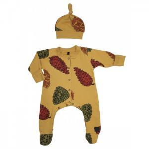 Комплект для малыша (комбинезон, шапка) MN10071 Moi Noi