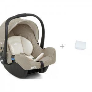 Автокресло  Gemm и вкладыш для новорожденного в детское АвтоБра Joie