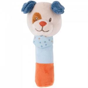 Мягкая игрушка  Cri-Cris Jim & Bob Собачка 20 см Nattou