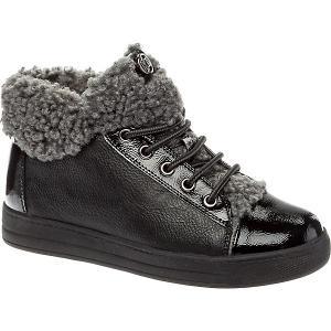 Утепленные ботинки Keddo. Цвет: черный/серый