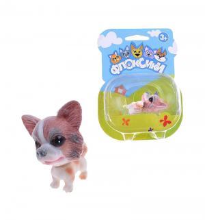 Мягкая игрушка  Собачка - Тихоня Mack&Zack