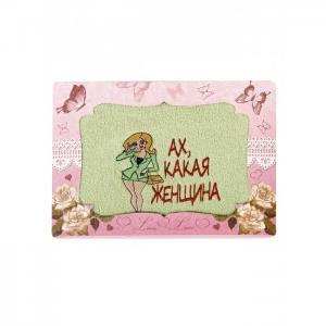 Полотенце махровое в подарочной упаковке Ах, какая женщина TT-45-CT-P8-15 40x70 Dream Time