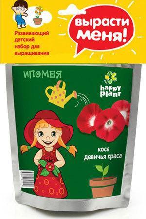 Набор для выращивания Ипомея (детская серия) Happy Plant