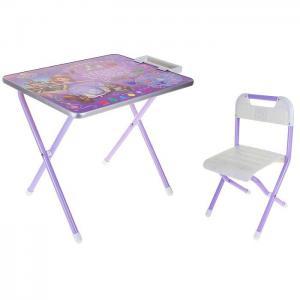 Набор детской мебели  София прекрасная, цвет: фиолетовый Дэми