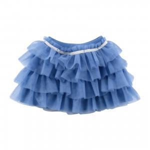 Юбка для девочки Wojcik. Цвет: синий
