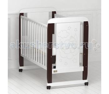 Детская кроватка Kitelli Orsetto качалка (Kito)