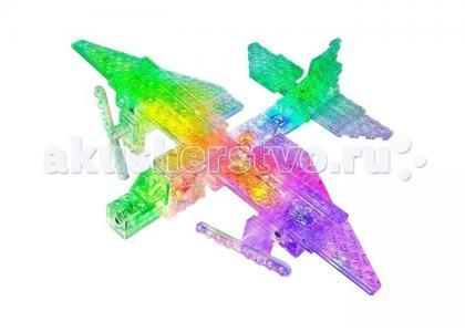 Конструктор  Набор 12 в 1 Грузовой самолет Laser Pegs