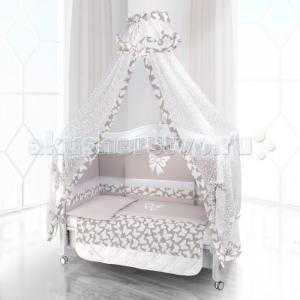 Комплект в кроватку  Unico Farfalino 125х65 (6 предметов) Beatrice Bambini