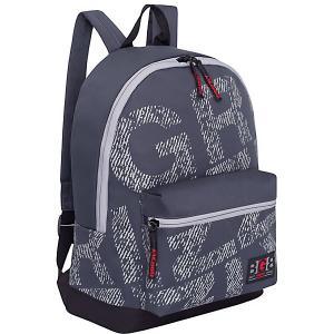 Рюкзак  RQ-921-2 Grizzly. Цвет: серый