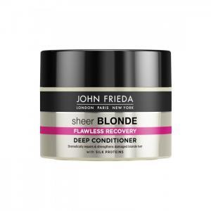Восстанавливающая маска для окрашенных волос Sheer Blonde Flawless Recovery 250 мл John Frieda