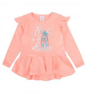 Туника  Балерины, цвет: розовый Newborn