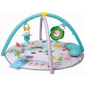 Развивающий коврик Taf Toys с подушкой