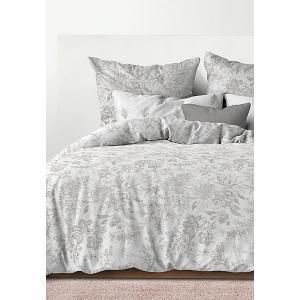 Комплект постельного белья  Ирландское кружево, 1,5-спальное Унисон. Цвет: разноцветный