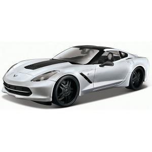 Машинка  Corvette Stingray Design Modern Muscle, 1:24 Maisto. Цвет: разноцветный