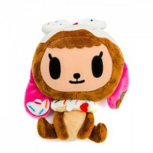 Мягкая игрушка  Коллекционная плюшевая Donutina 21 см Tokidoki
