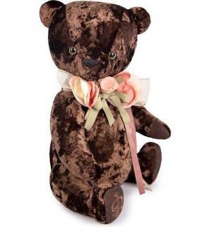 Мягкая игрушка  Медведь БернАрт цвет: коричневый 30 см Budi Basa