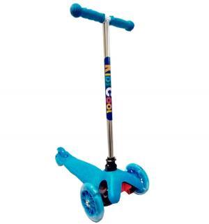 Самокат  MS06, цвет: синий Kids Cool