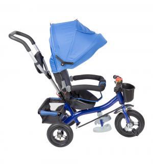 Трехколесный велосипед  HP-TC-006, цвет: синий Kids Cool