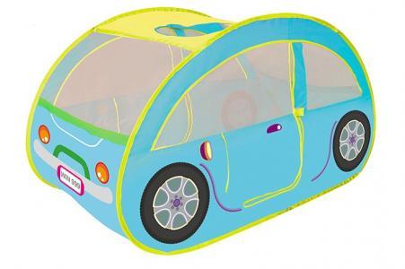 Игровая палатка с шарами Fashion car Ching