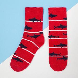 Носки KAFTAN. Цвет: красный