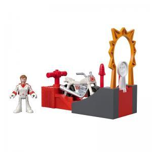 Игровой набор  Toy Story 4 Duke Caboom Stunt Set Imaginext