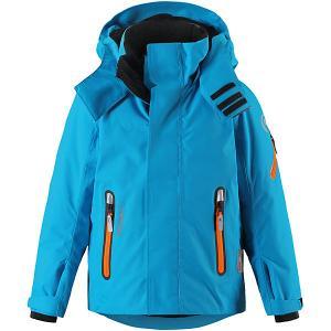 Утеплённая куртка  Regor Reima. Цвет: бирюзовый