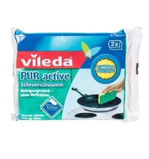 Губка  для посуды Пур Актив Vileda