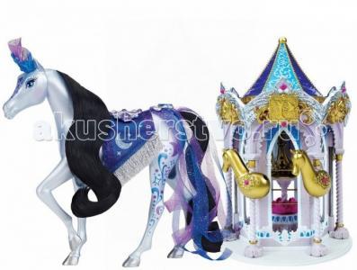 Набор Пони Рояль: карусель и королевская лошадь Небесная Pony Royal