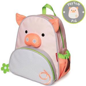 Рюкзак детский  Zoo Pack Поросенок Skip Hop. Цвет: розовый