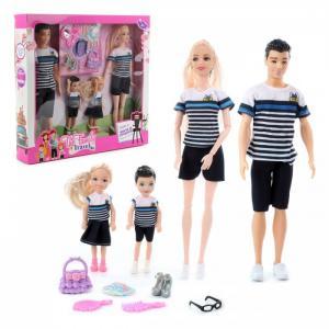 Набор кукол с аксессуаром Veld CO