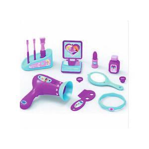 Игровой набор  Disney Парикмахерская Холодное сердце, малая Bildo. Цвет: pink/blau