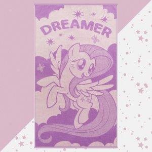 Полотенце махровое Dreamer 130х70 Май Литл Пони (My Little Pony)