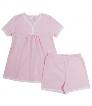 Пижама Olla. Цвет: розовый