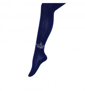 Колготки  Premium, цвет: т.синий Glamuriki