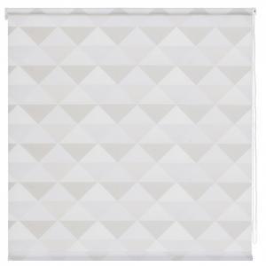 Рулонная штора Принт Треугольники Мини 120х160 см Decofest