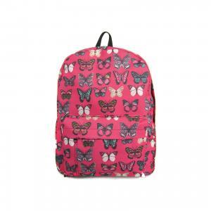 Рюкзак Махаоны с 1 карманом, цвет розовый Creative LLC
