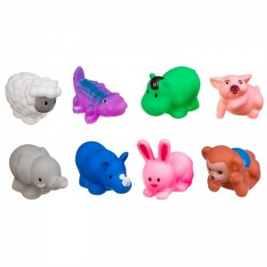 Набор игрушек для купания ВВ3370 Bondibon