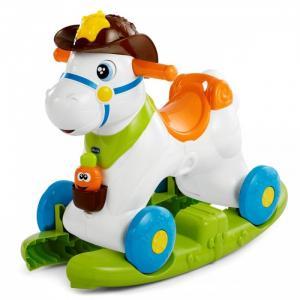 Каталка  качалка Лошадка Baby Rodeo Chicco