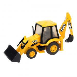 Игровой набор  JCB Стройка - Трактор с ковшом HTI