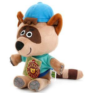 Мягкая игрушка Мульти-пульти Ми-ми-мишки Енот Саня, 20см