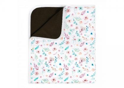 Пеленка  впитывающая Premium Нежный цветочек 120х100 см GlorYes