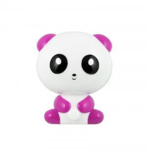 Светильник-ночник  NL 1LED Панда, декоративный, цвет: фиолетовый Старт
