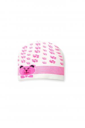 Шапка , цвет: розовый Flobaby