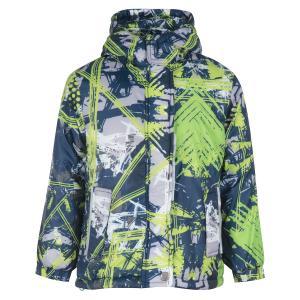 Куртка , цвет: зеленый/синий Fun Time