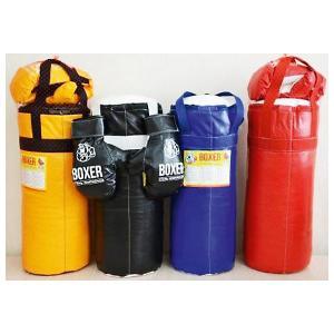 Игровой набор для бокса Боксер  №3, 50 см Лидер