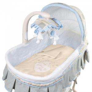 Комплект в колыбель  King Baby (6 предметов) ЛансЭлин KidsFashion
